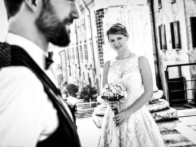 Il matrimonio di Gauthier e Mariachiara a Brescia, Brescia 54
