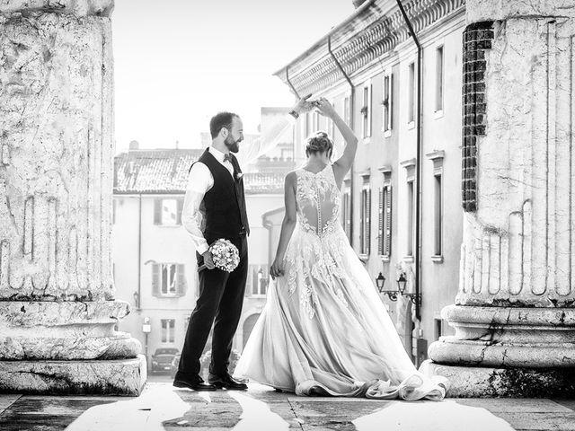 Il matrimonio di Gauthier e Mariachiara a Brescia, Brescia 55