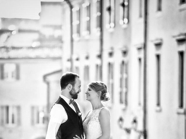 Il matrimonio di Gauthier e Mariachiara a Brescia, Brescia 56