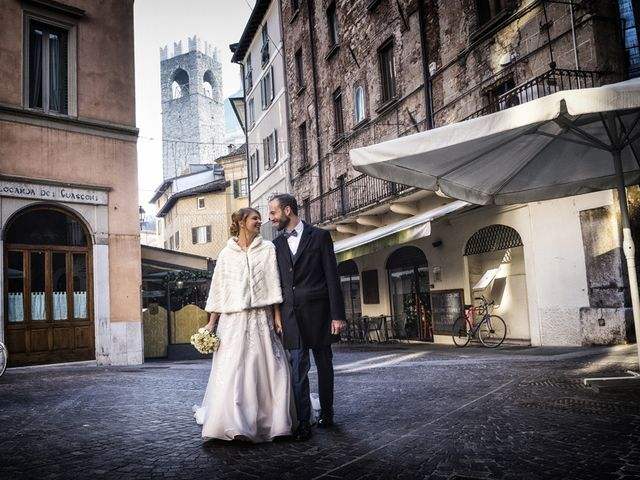 Il matrimonio di Gauthier e Mariachiara a Brescia, Brescia 59