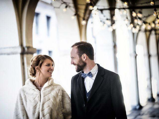 Il matrimonio di Gauthier e Mariachiara a Brescia, Brescia 62