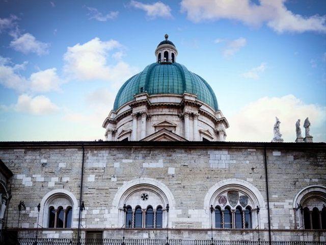 Il matrimonio di Gauthier e Mariachiara a Brescia, Brescia 66