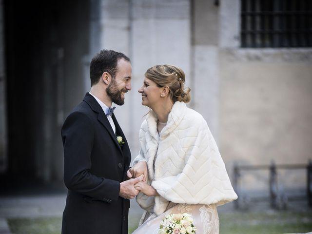 Il matrimonio di Gauthier e Mariachiara a Brescia, Brescia 67
