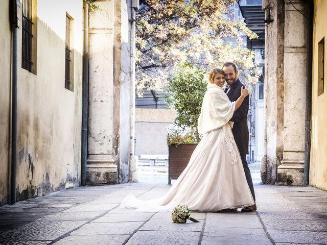 Il matrimonio di Gauthier e Mariachiara a Brescia, Brescia 69