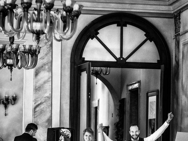 Il matrimonio di Gauthier e Mariachiara a Brescia, Brescia 70