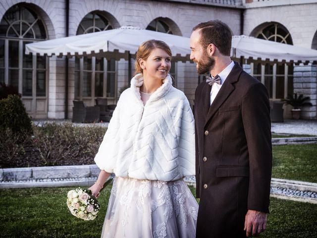 Il matrimonio di Gauthier e Mariachiara a Brescia, Brescia 74