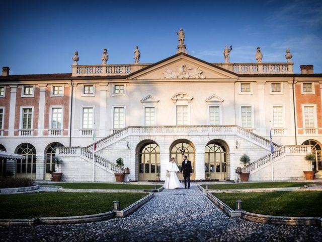 Il matrimonio di Gauthier e Mariachiara a Brescia, Brescia 76