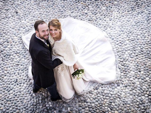 Il matrimonio di Gauthier e Mariachiara a Brescia, Brescia 78