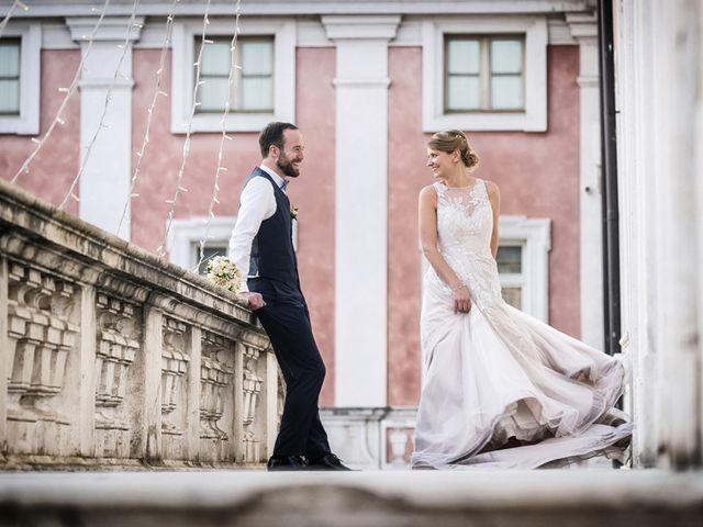 Il matrimonio di Gauthier e Mariachiara a Brescia, Brescia 84