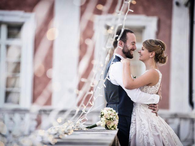 Il matrimonio di Gauthier e Mariachiara a Brescia, Brescia 85