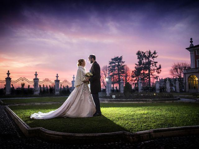 Il matrimonio di Gauthier e Mariachiara a Brescia, Brescia 87