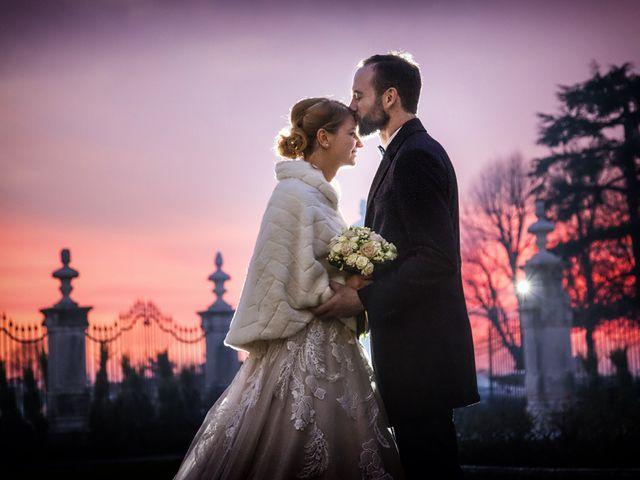 Il matrimonio di Gauthier e Mariachiara a Brescia, Brescia 88