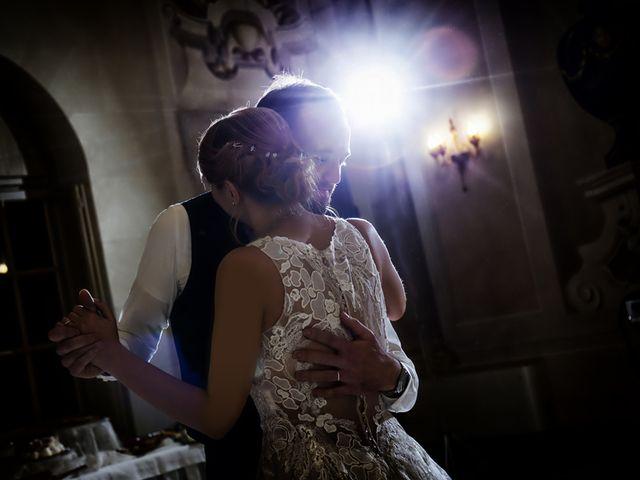Il matrimonio di Gauthier e Mariachiara a Brescia, Brescia 91