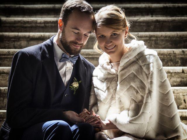 Il matrimonio di Gauthier e Mariachiara a Brescia, Brescia 95