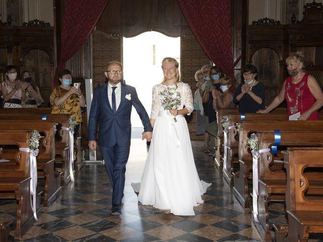 Il matrimonio di Marco e Erica a Credera Rubbiano, Cremona 13