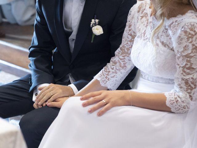Il matrimonio di Marco e Erica a Credera Rubbiano, Cremona 14