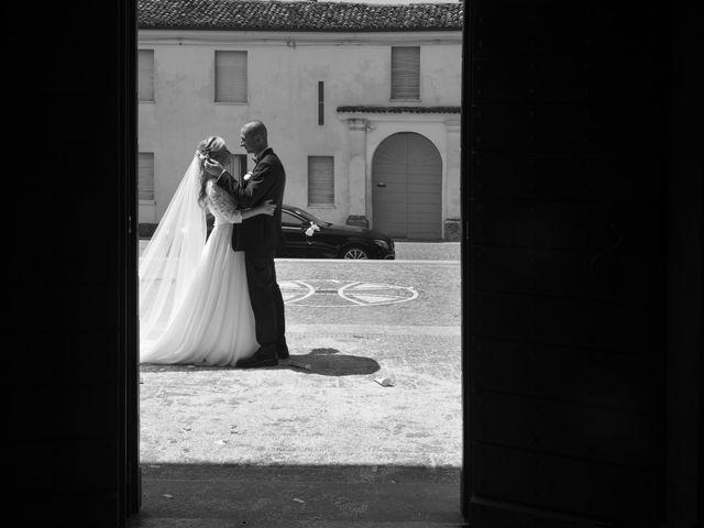 Il matrimonio di Marco e Erica a Credera Rubbiano, Cremona 18