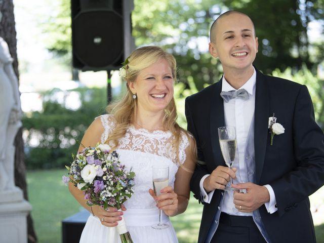 Il matrimonio di Marco e Erica a Credera Rubbiano, Cremona 21