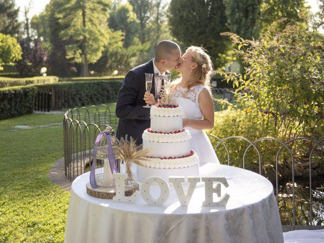 Il matrimonio di Marco e Erica a Credera Rubbiano, Cremona 32