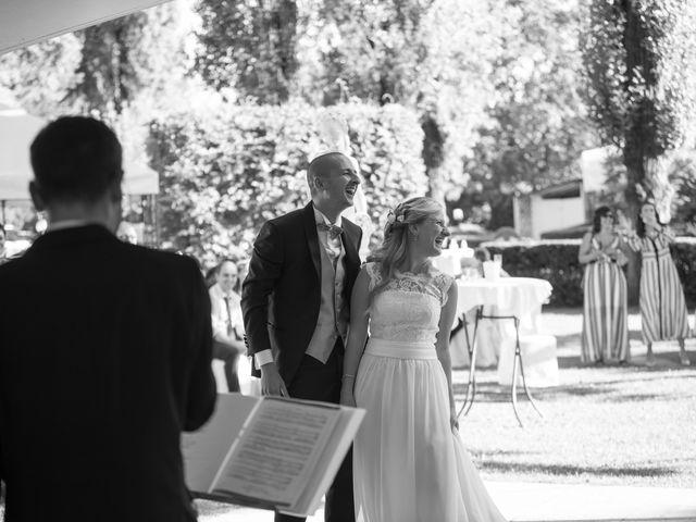 Il matrimonio di Marco e Erica a Credera Rubbiano, Cremona 34