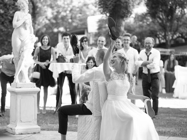 Il matrimonio di Marco e Erica a Credera Rubbiano, Cremona 35