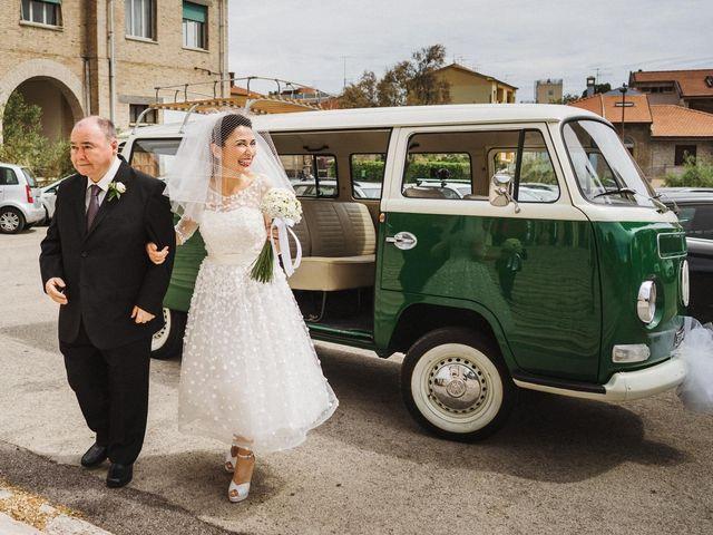 Il matrimonio di Nicolas e Serena a Silvi, Teramo 1