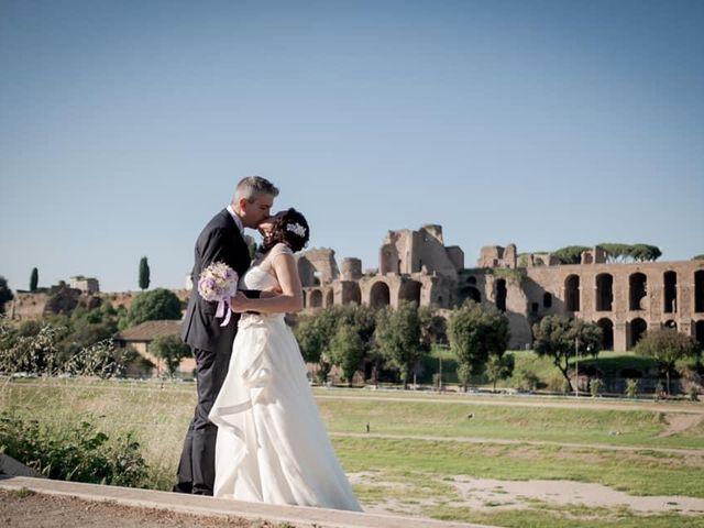 Il matrimonio di Valentina e Giulio  a Roma, Roma 2