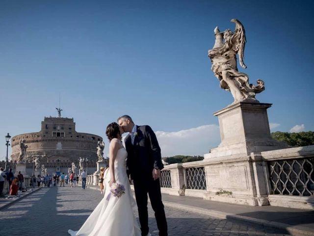 Il matrimonio di Valentina e Giulio  a Roma, Roma 21
