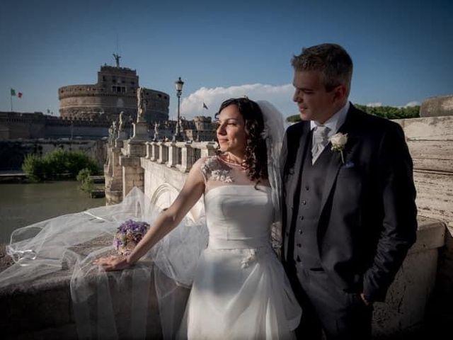 Il matrimonio di Valentina e Giulio  a Roma, Roma 24