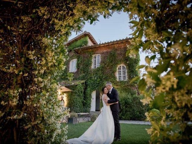 Il matrimonio di Valentina e Giulio  a Roma, Roma 25