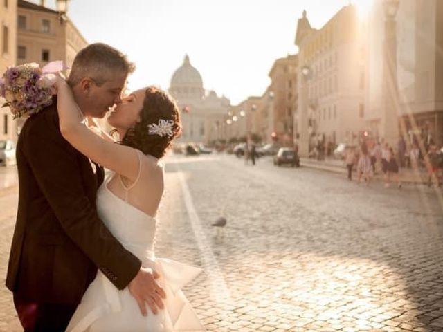 Il matrimonio di Valentina e Giulio  a Roma, Roma 26