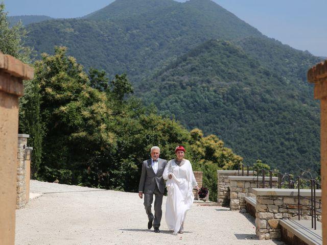 Il matrimonio di Sergio e Federica a Adrara San Martino, Bergamo 14