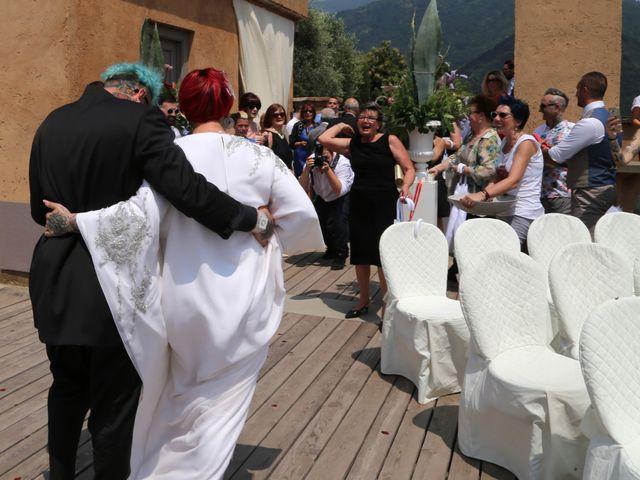 Il matrimonio di Sergio e Federica a Adrara San Martino, Bergamo 19