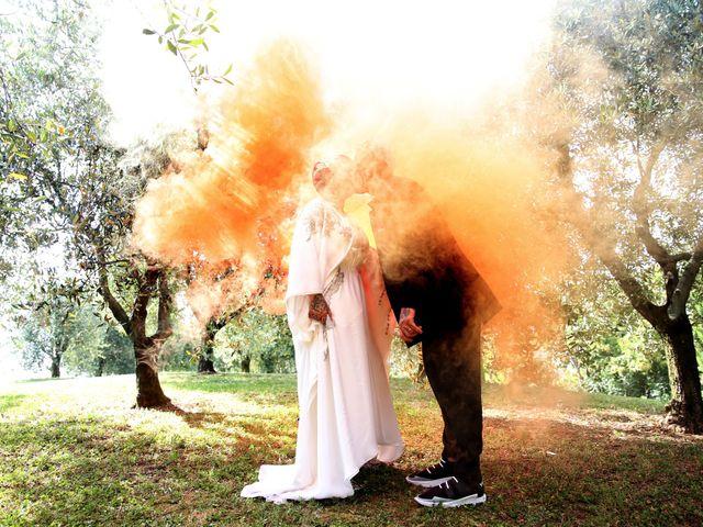 Il matrimonio di Sergio e Federica a Adrara San Martino, Bergamo 20