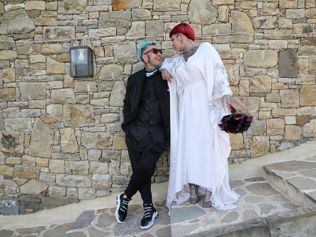 Il matrimonio di Sergio e Federica a Adrara San Martino, Bergamo 23