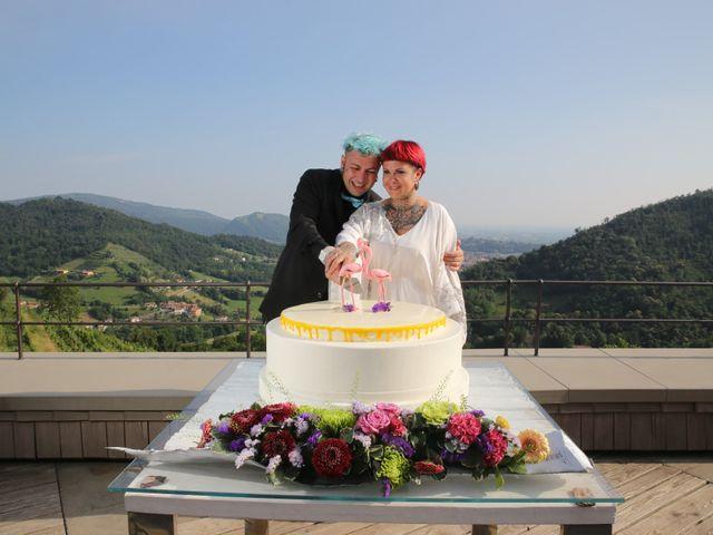 Il matrimonio di Sergio e Federica a Adrara San Martino, Bergamo 29