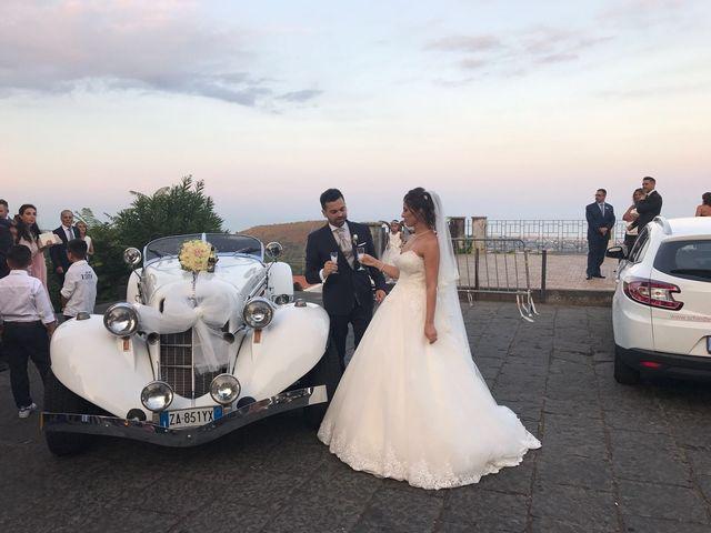 le nozze di Clelia e Davide