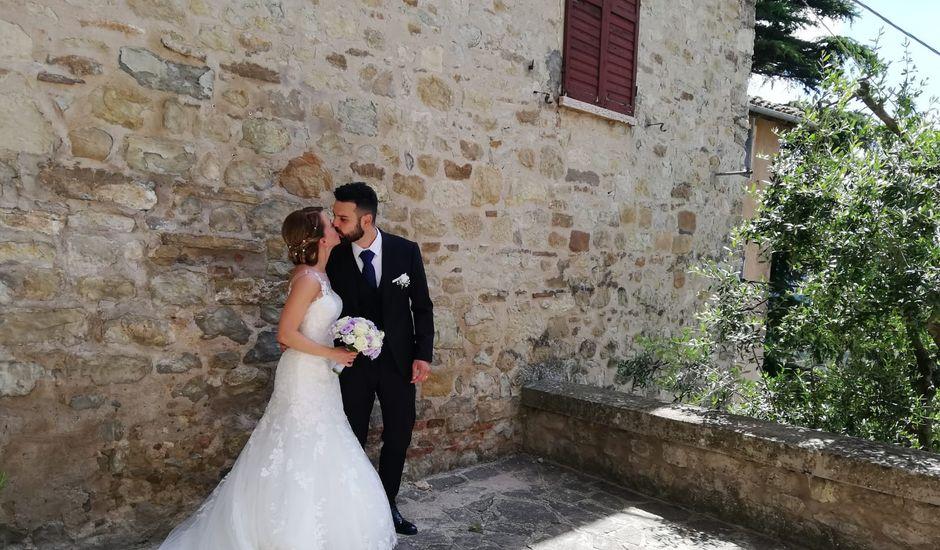 Il matrimonio di Marco e Sara a Guiglia, Modena
