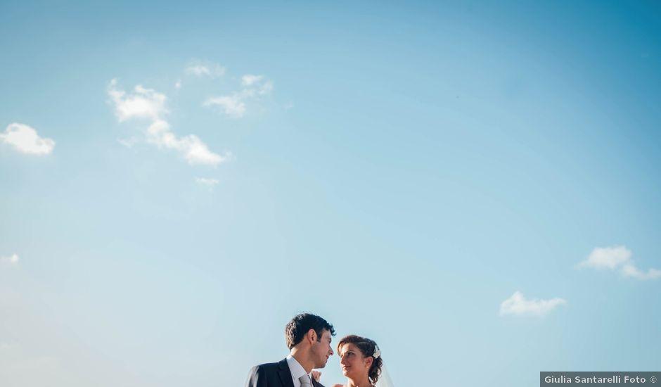Il matrimonio di Luciano e Giulia a Roma, Roma