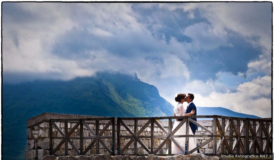 Il matrimonio di Alberto e Letizia a San Benedetto del Tronto, Ascoli Piceno