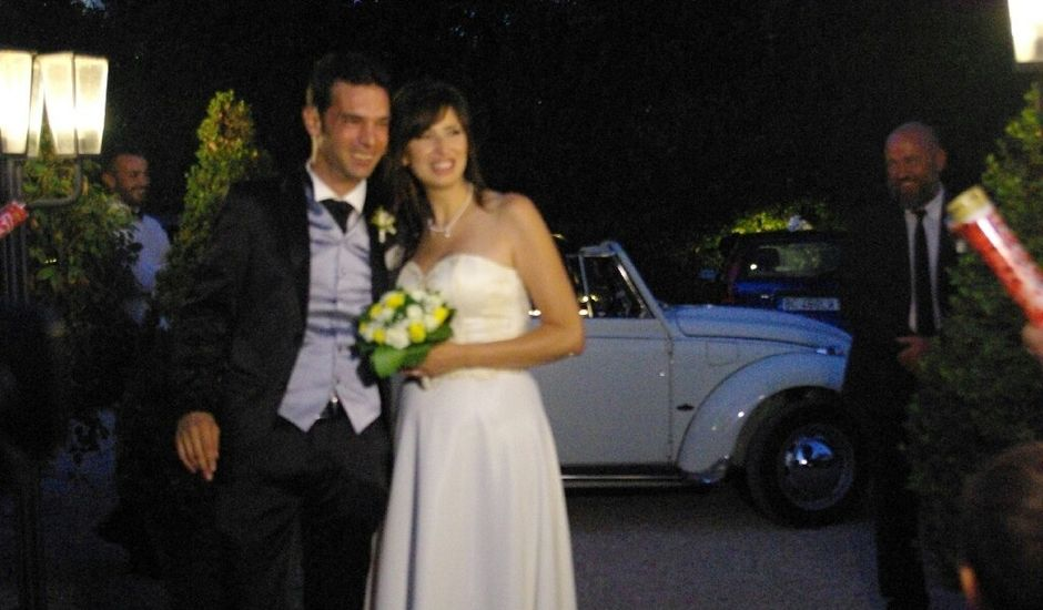Il matrimonio di Giorgio e Grazia a Roma, Roma