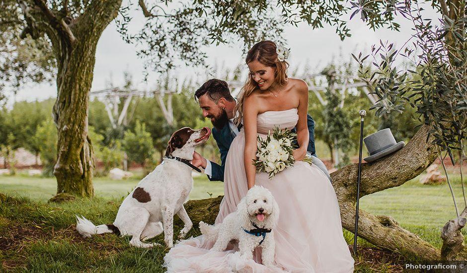 Il matrimonio di Fabrizio e Valeria a Mola di Bari, Bari