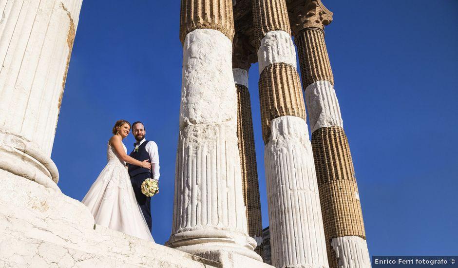 Il matrimonio di Gauthier e Mariachiara a Brescia, Brescia