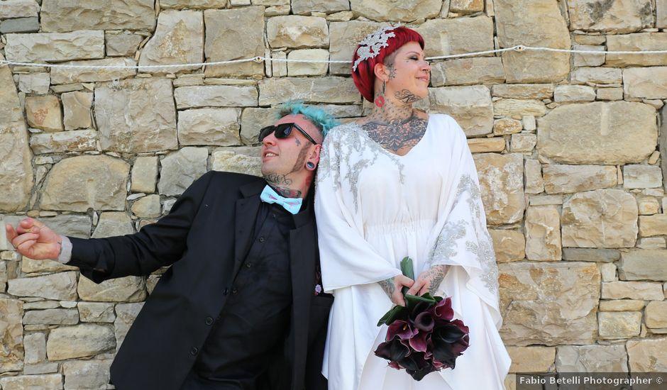 Il matrimonio di Sergio e Federica a Adrara San Martino, Bergamo