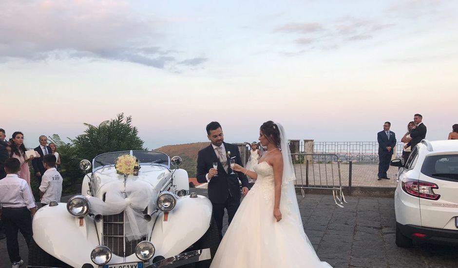 Il matrimonio di Davide  e Clelia a Trecastagni, Catania
