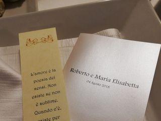 Le nozze di Mariliaa e Roberto 3