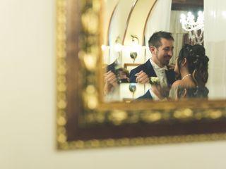 Le nozze di Kenia e Moreno