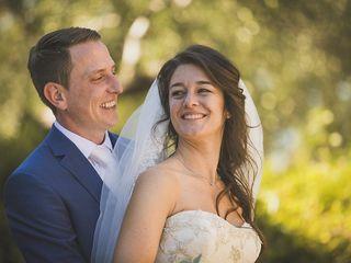 Le nozze di Erika e Zsolt