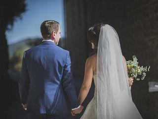 Le nozze di Erika e Zsolt 1