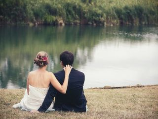 Le nozze di Lydie e Eric 1